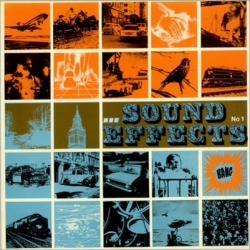 The BBC's 60-CD set of sound effects