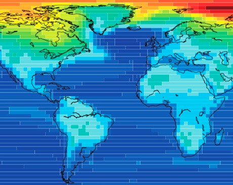 A new study puts temperature increases from CO2 emissions on the map