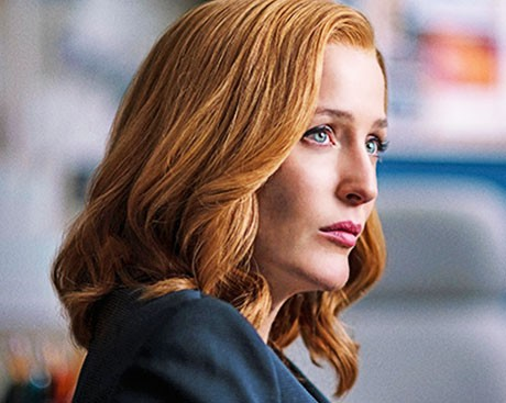 'I want to believe — in the everlasting powers of Agent Scully'