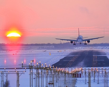 Snow? Ice? A student algorithmic innovation could reduce flight cancellations by 60%