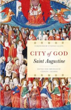 City of God by St. Augustine of Hippo