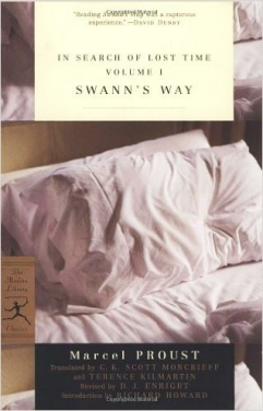 Un Amour de Swann (Swann in Love) by Marcel Proust