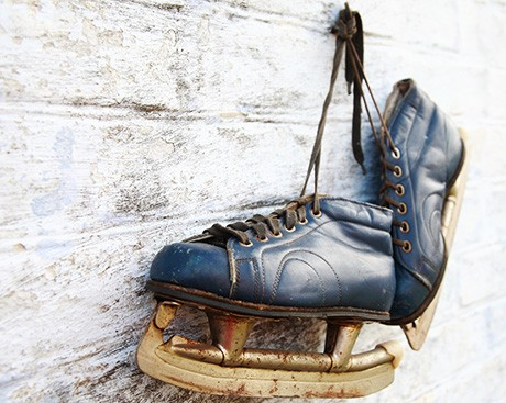 Lace up your skates!