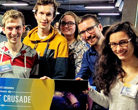 Concordia students triumph at Ubisoft's Game Lab Competition