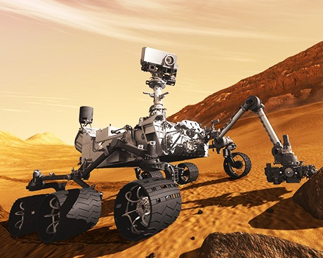 'What will next-generation Mars rovers look like?'