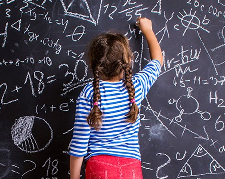 Why teaching math is 'child's play'