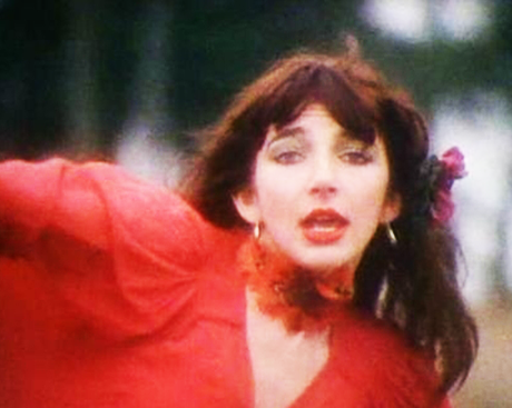 Flash mob alert: Join the Kate Bush dance party!