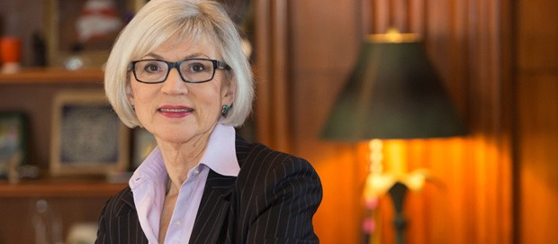 The Right Honourable Beverley McLachlin, Canada's first woman to hold the position of Chief Justice, will be one of the guest speakers in 2017.