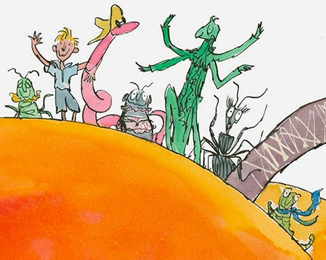100 years on, Roald Dahl isn't just for kiddles and chiddlers