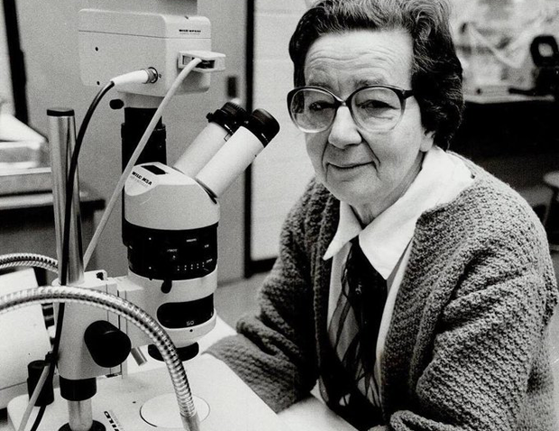 Ready for a Wikipedia update? Ursula Franklin was one of Canada's most accomplished scientists and educators. Her research helped sway world opinion against nuclear weapons testing during the Cold War.