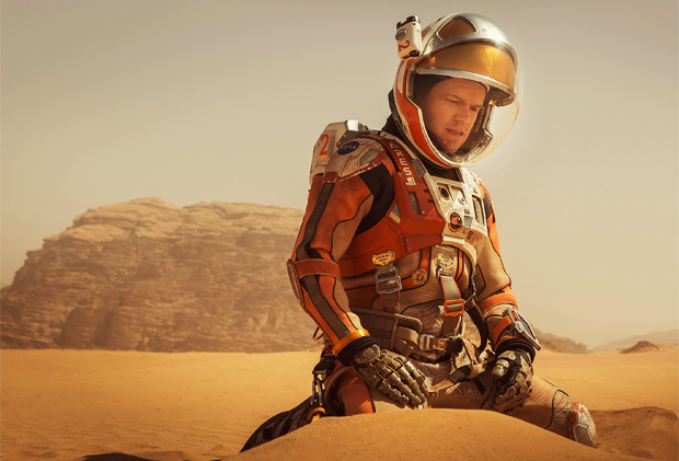 """Did you enjoy The Martian? If so, we may have a course for you."" 