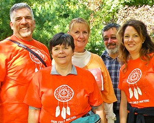 Orange Shirt Day: 'A teachable moment'