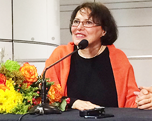 Homa Hoodfar: 'It's wonderful to be home'