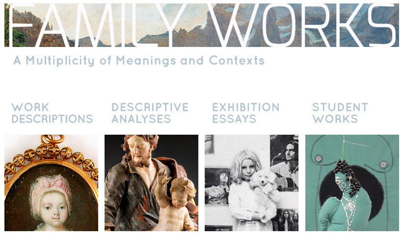 The Family Works website