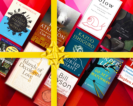 Holiday book list: 19 great reads