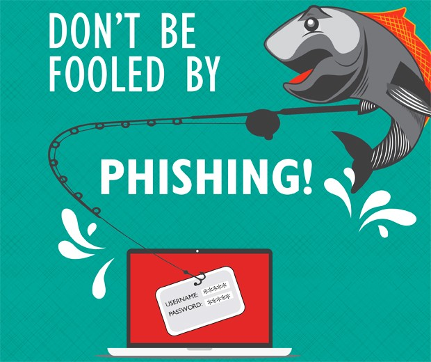 Emails claiming to be from a trusted institution such as your bank could be an attempt to defraud you.