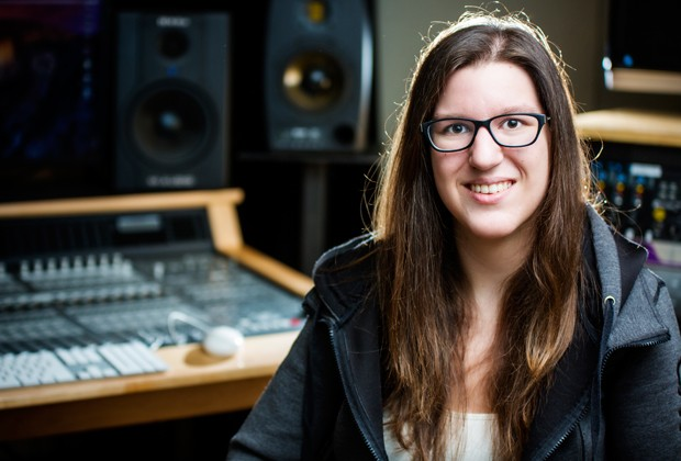 "Joanne Mitrovic: ""Sound is one of the most male-dominated fields out there."""