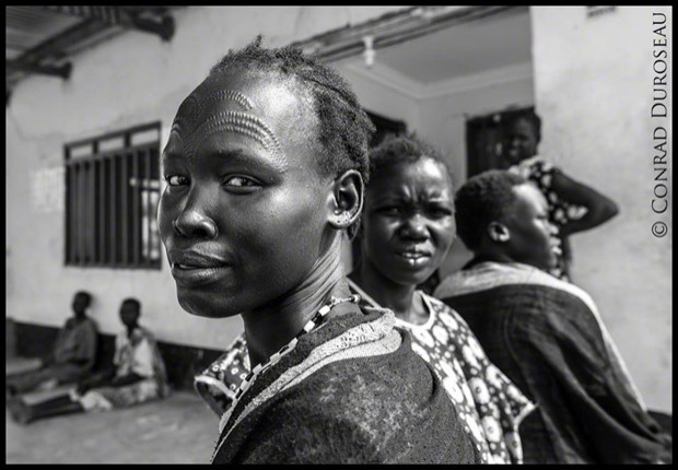 Conrad Duroseau's photojournalism focused on humanitarian struggles in Africa and the Americas.