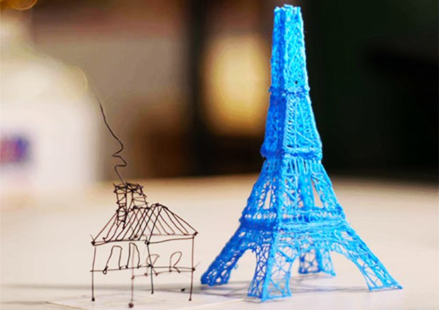 Image courtesy of 3Doodler