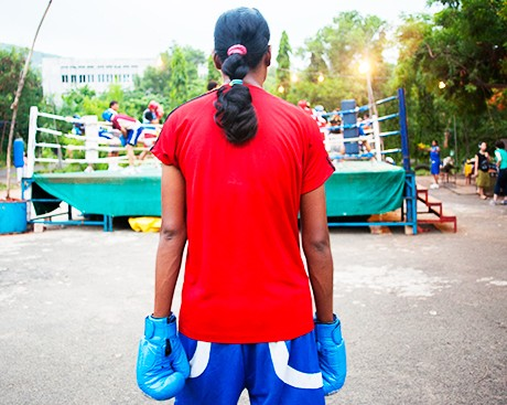 'This film had to be made': the incredible story of India's female boxing champs
