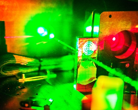 From laser shows to mind-control demonstrations: it's Science Odyssey!