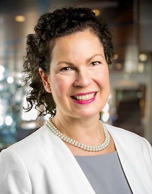 Croteau will become the first female dean of the John Molson School of Business.