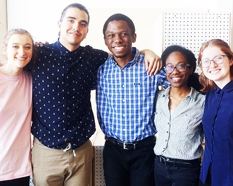 25 Concordia students embark on 'life-changing' internships at District 3