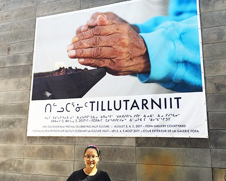 Tillutarniit: taking space for Inuit in Montreal