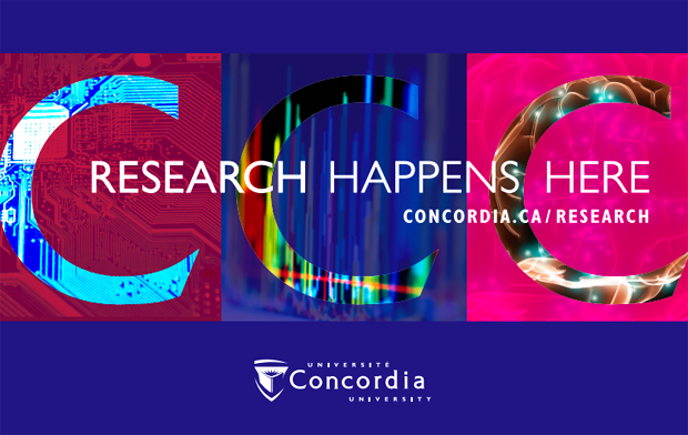 "Christophe Guy: ""This campaign highlights Concordia's important research in all of our disciplines."""
