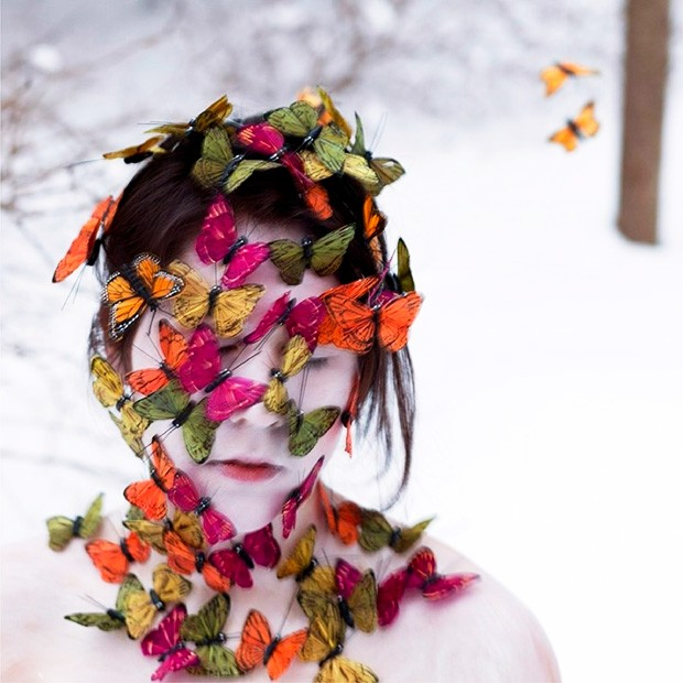 "Anima from the ""In-Between Worlds"" series, 2012, by Meryl McMaster. 