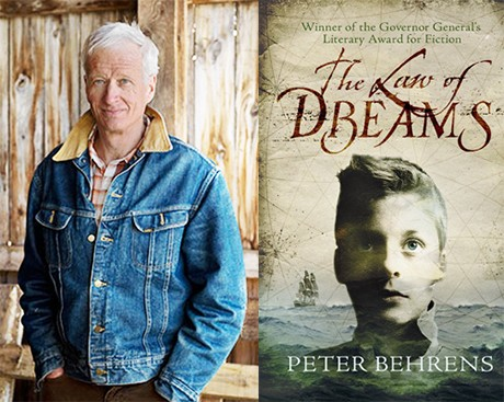 Peter Behrens is Concordia's new Richler writer-in-residence