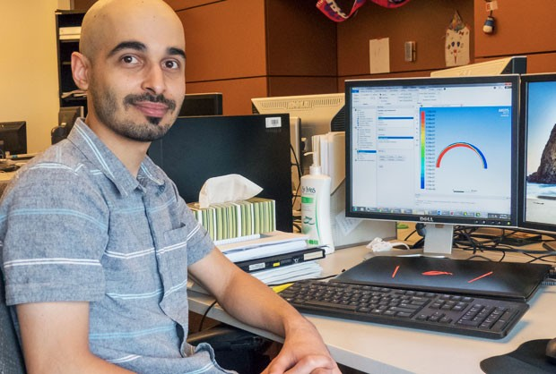 "Mahmood Mastani Joybari: ""Numerous systems operate in an inefficient manner."""