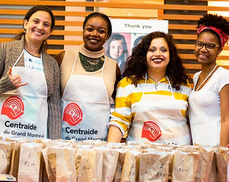 Samosa sale! It's not too late to give to Concordia's Centraide campaign