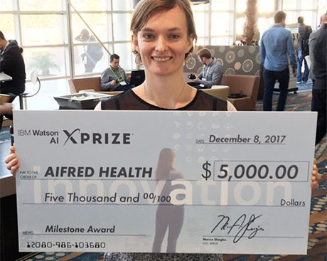 D3 startups are one step closer to the $3 million AI XPRIZE