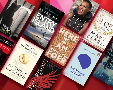 Holiday book list: 20 great reads