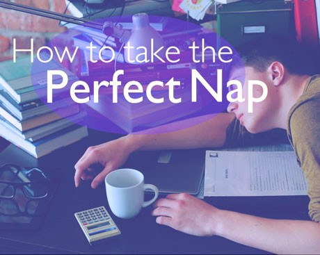 How to take the perfect nap