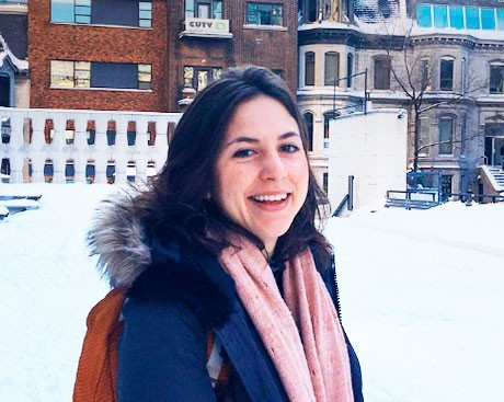 'Why I came to Concordia … from France'
