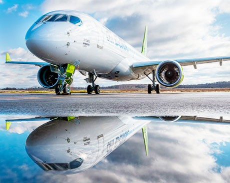 The sky's the limit for Concordia's new 16-month internships with Bombardier