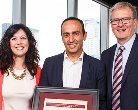 Concordia honours 4 professors who go above and beyond for their students