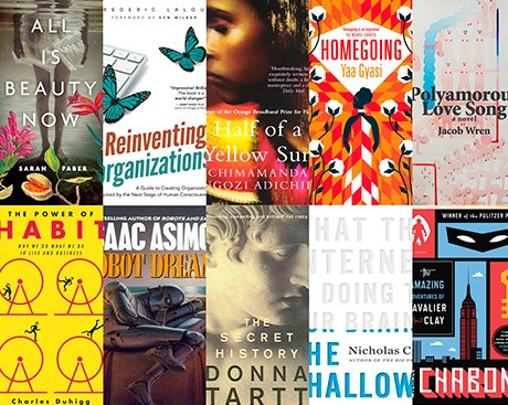 Summer book list: 14 great reads