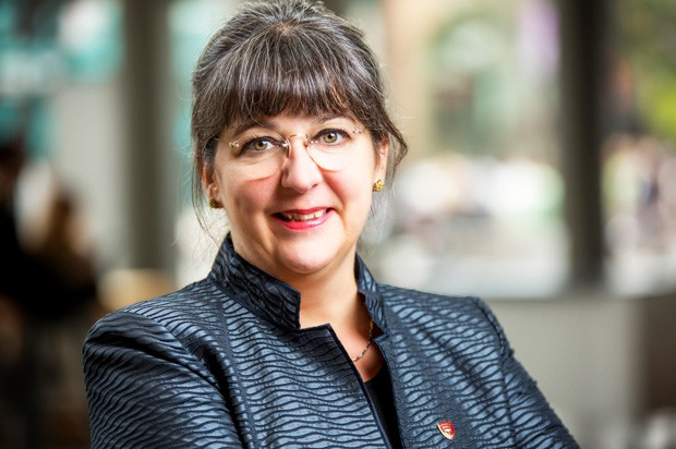Guylaine Beaudry was reappointed for a second mandate as university librarian. She also holds the position of vice-provost of Digital Strategy.