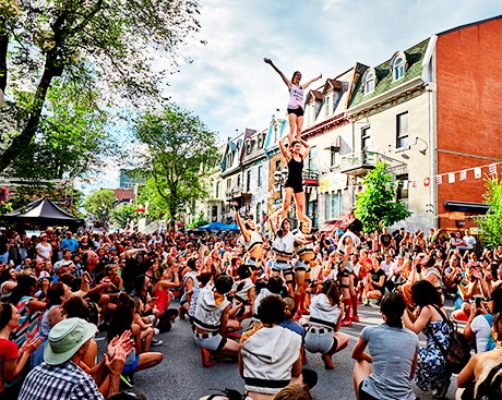 The top 5 things to do in Montreal this summer