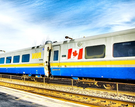 Concordia commuters: Save on VIA Rail tickets with this exclusive offer