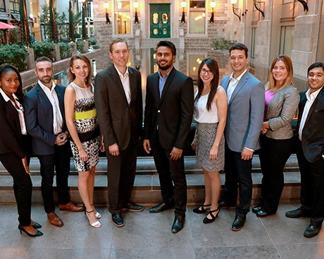36 MBA teams from 21 countries vie for the $10,000 Concordia Cup