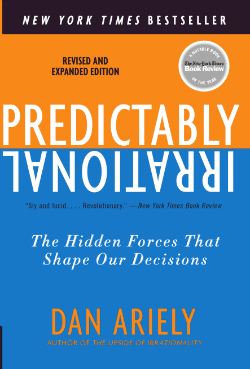 holiday-reads-predictably-irrational-the-hidden-forces-that-shape-our-decisions-250x369