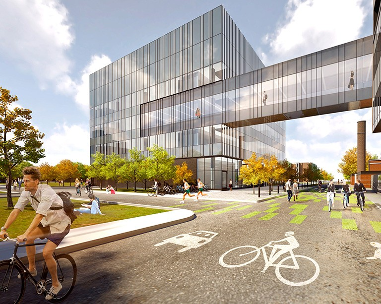 COMING SOON: Concordia's state-of-the-art Science Hub