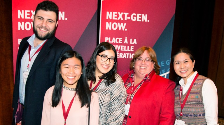 4 JMSB accounting undergrads receive $5,000 donor-funded awards