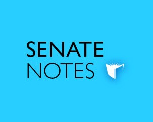 Senate Notes: March 2019