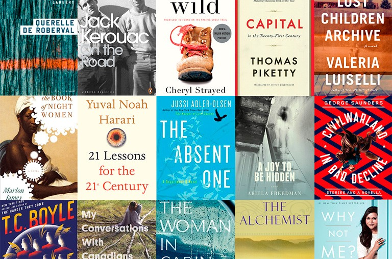 Summer book list: 19 great reads