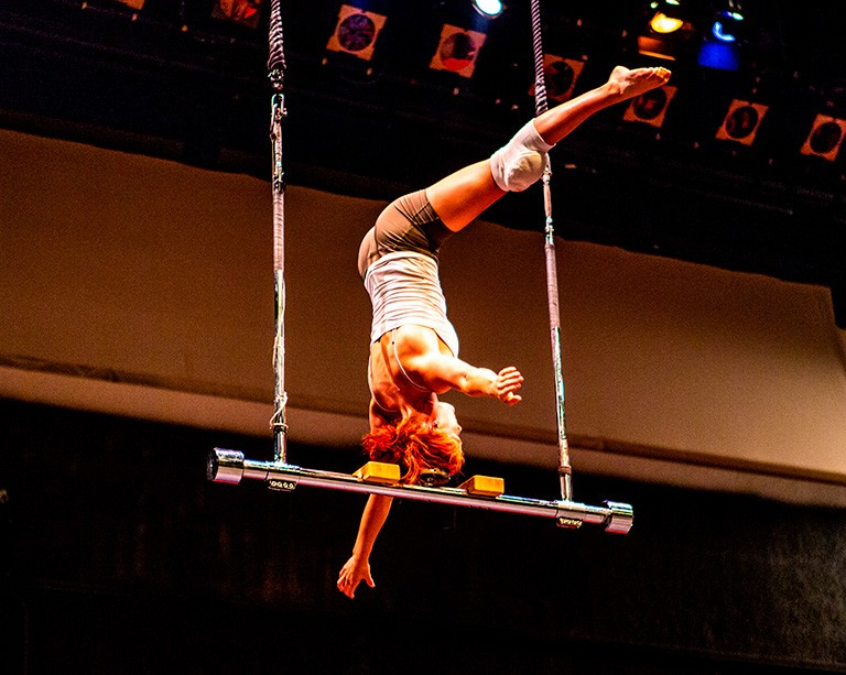 Concordia pulls back the curtain on the creative process of contemporary circus